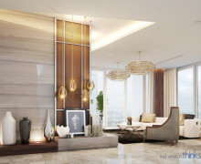 Sophisticated luxury, Sunway Palazzio